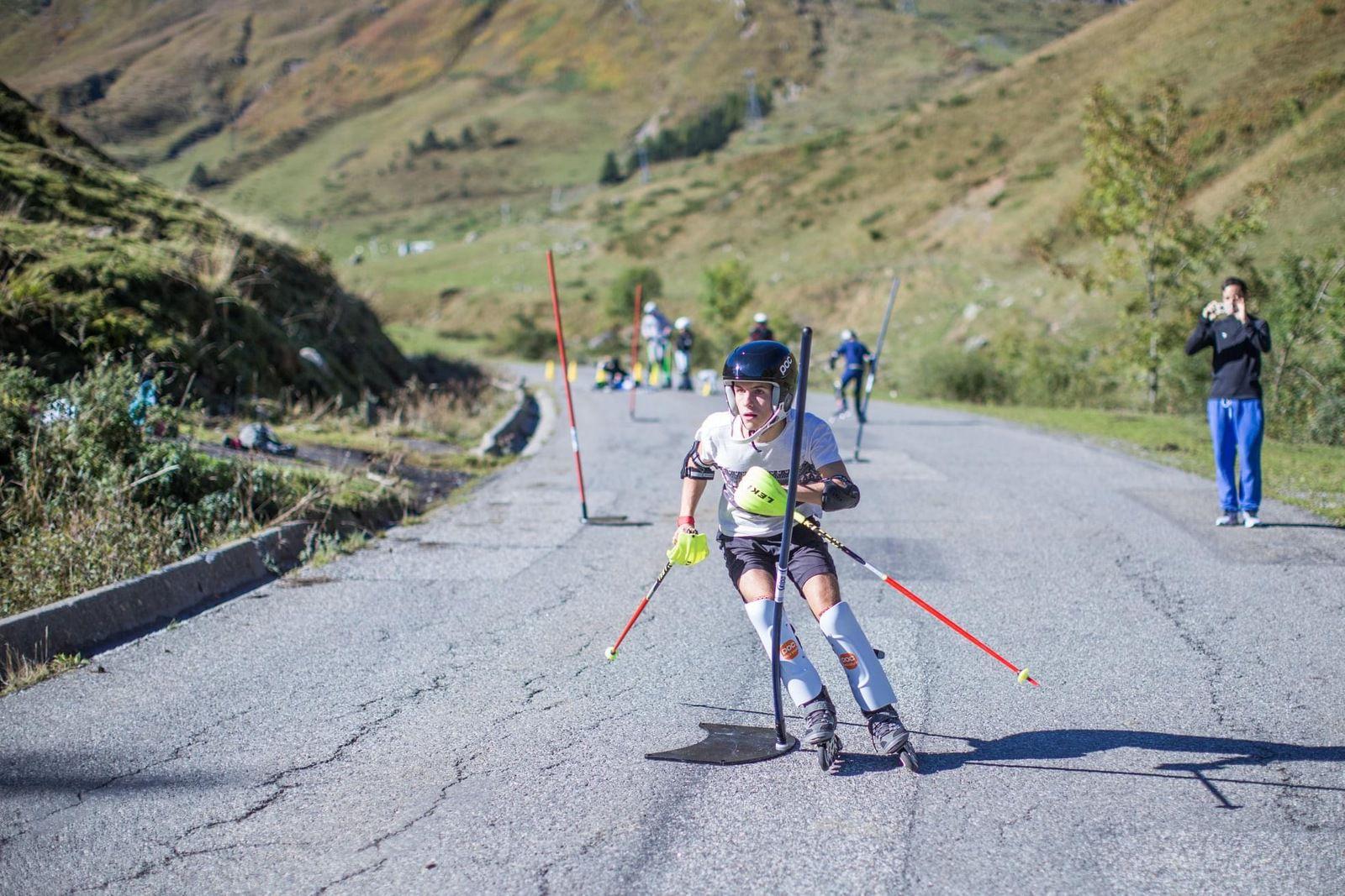Slalom Inline