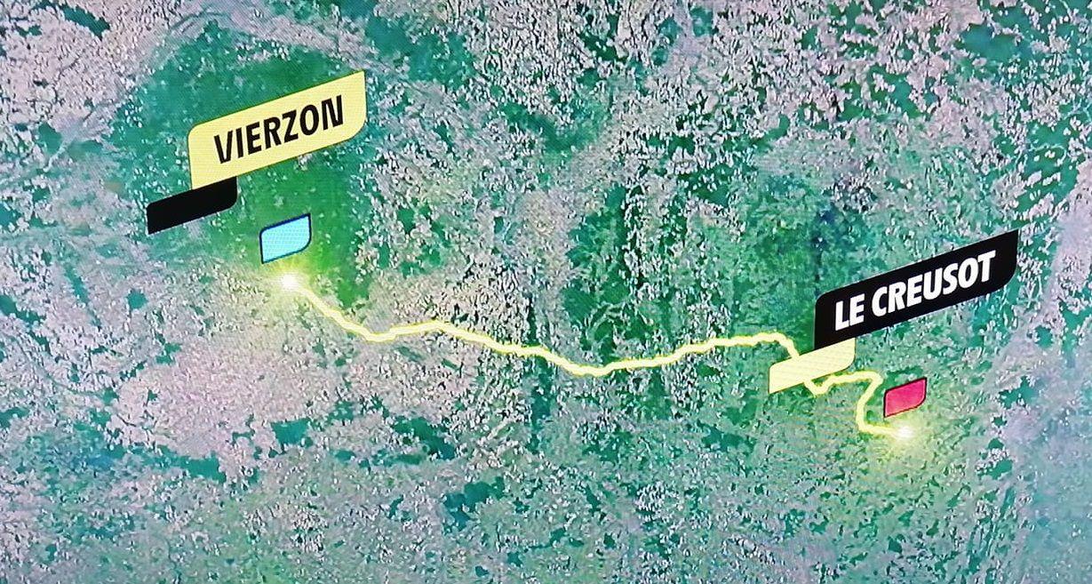 Tour de France à Vierzon en 2021 : on pensera à Meunier, Graczyk, Labertonnière, Bonnet, Sarreau...