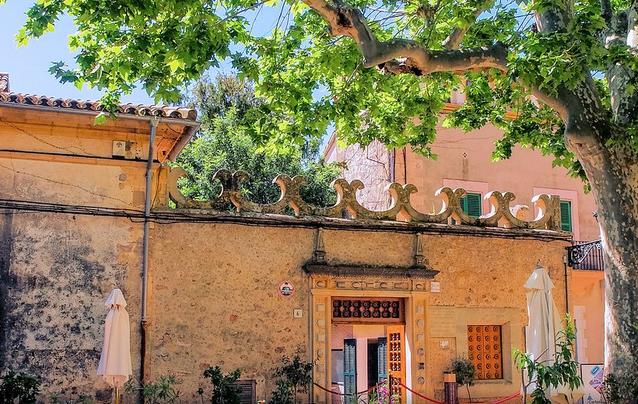 Le palais du roi Sancho