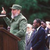 """"""" Le socialisme ou la mort """" : discours de Fidel Castro, le 7 décembre 1989. - Solidarité Internationale PCF"""