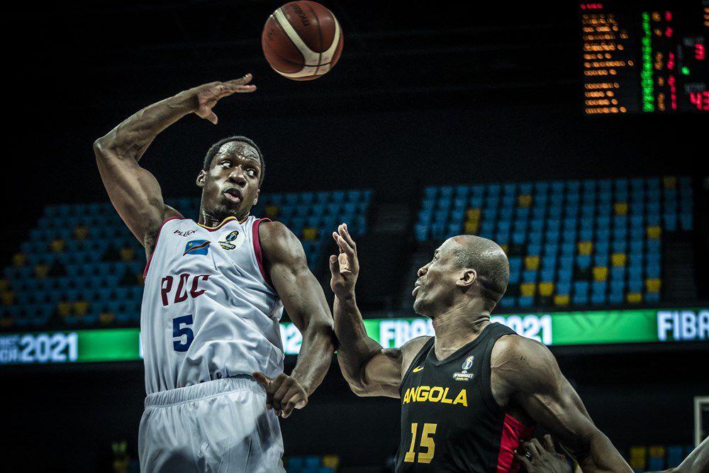 AfroBasket 2021 : l'Angola reste en vie en poussant la RDC vers la porte de sortie !
