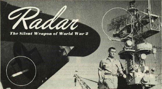 Radar et bateaux (1/3) - Histoire du radar