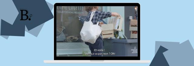 Too Good To Go sensibilise au gaspillage alimentaire avec une vidéo choc