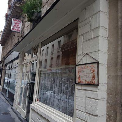 L'Auberge Saint-Jean de Luz : Chez Coco (Paris 16) : Le grand saut dans le temps