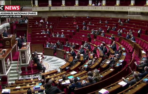 Réforme des retraites : Deux motions de censure ont été déposées par l'opposition
