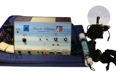 See The Most Advanced Holistic Health Machine On the planet! The MIRACLE BLASTER ™!