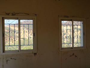 Les murs...