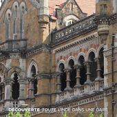 À la découverte de la gare de Bombay - Le journal de 20h   TF1