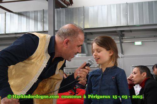 Album Photos du couscous à Périgueux 15-03-2015