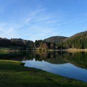 Le Lac Genin, Site Naturel entre Oyonnax, Echallon & Charix - Haut-Bugey