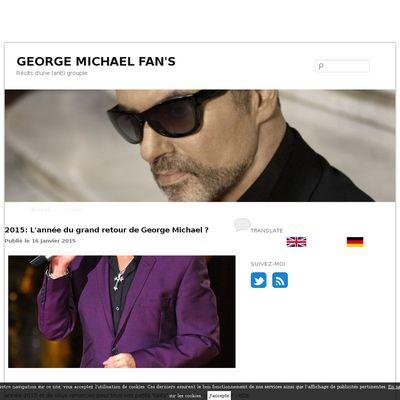 GEORGE MICHAEL FAN'S