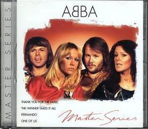 1999 : ABBA : Master Serie (réedition)