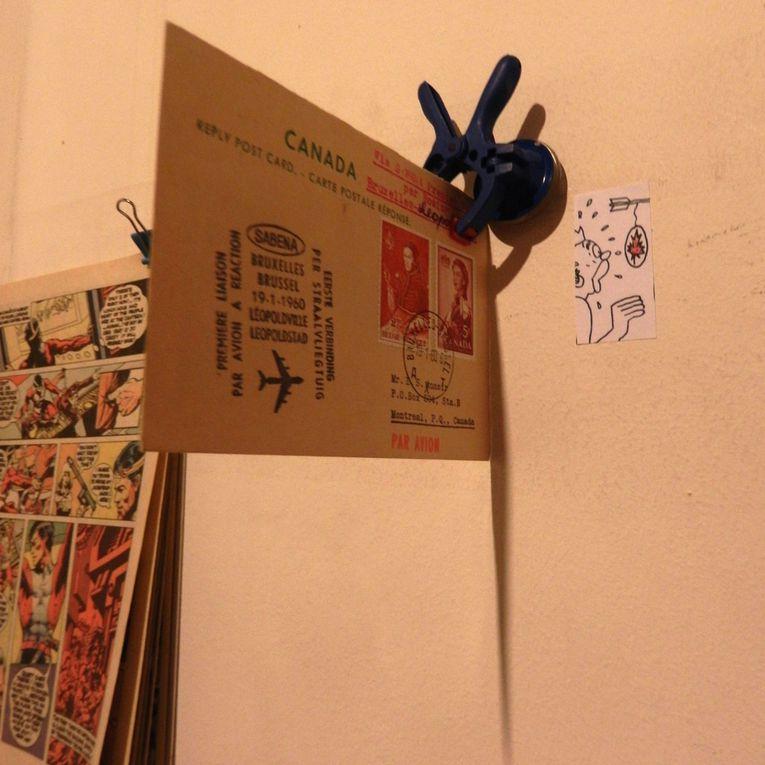 Alain Deneault contre Captain Canuck et Tintin