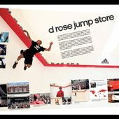 [Cannes Lions 2014] d rose jump store
