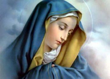 La fête du saint nom de Marie 12 septembre
