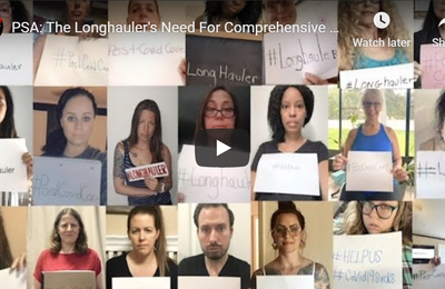 Emission 22 septembre 2020 - YouTube - USA : The Longhauler's Need For Comprehensive Post-Covid Care Centers.