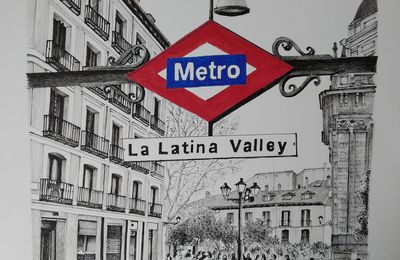 Ilustración de La Latina Valley