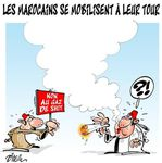 Ali Dilem (@DilemAli) posted a photo on Twitter