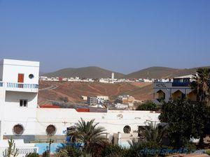 Sidi Ifni (Maroc en camping-car)
