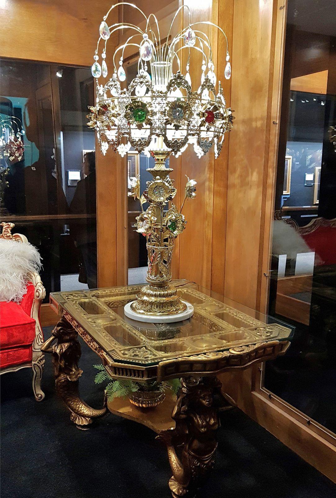 Graceland chandelier