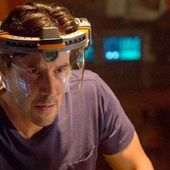 Exclusive 'Replicas' Deleted Scene: Scanning Will