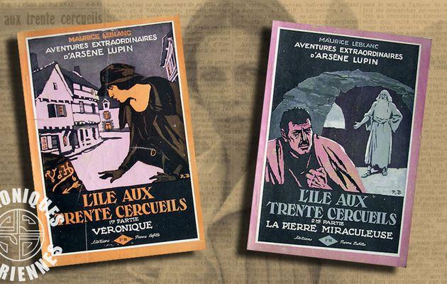 📚📺 MAURICE LEBLANC - LUPIN T11 L'ÎLE AUX TRENTE CERCUEILS (1919)