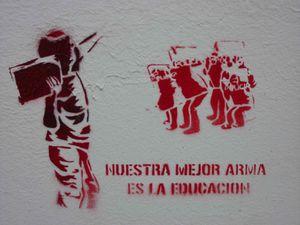 http://le-clan-du-senon.forumpro.fr/t291-l-arme-a-l-oeil -- http://www.rfi.fr/ameriques/20110913-essoufflement-mouvement-lyceen-etudiant/