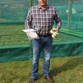 Yssingeaux: Eric Frossard a quitté le secteur de l'automobile pour l'élevage d'escargots
