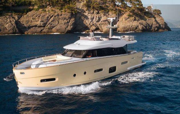 Yachting Festival – 15 yachts à Cannes pour Azimut, dont trois nouveautés