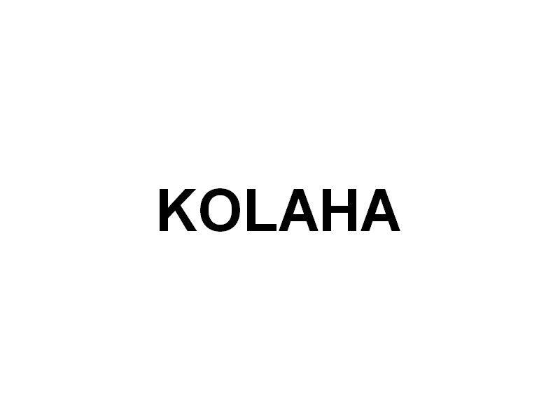 KOLAHA