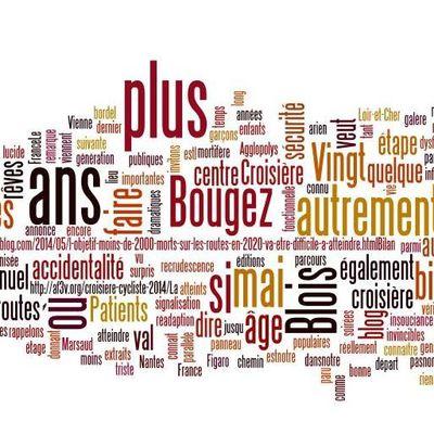Violence Routière 41 - Bougez autrement à Blois - Bougez autrement dans le val de Loire -
