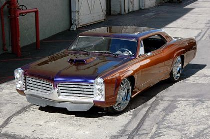 "Pontiac GTO 1967 ""state of the union"""