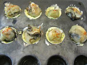 Cromesquis d'huître