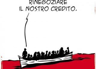 Aiutiamoli a casa loro? In Italia 1 anno di aiuti umanitari vale 5 giorni di spese militari