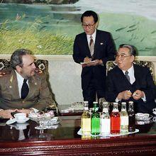 Les liens historiques entre Cuba et la RPD de Corée