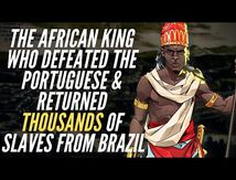 Home Team History - The african king who defeated the Portuguese & returned thousands of slaves from Brazil