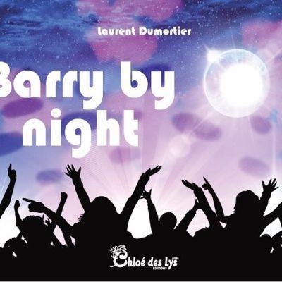 """Laurent Dumortier nous présente son dernier receuil poétique """"Barry by night"""""""
