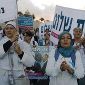 VIDÉO - Main dans la main, Israéliennes et Palestiniennes marchent pour la paix