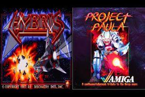 Amiga - Hybris Music Theme VS Tribute by Takahashi Jones (Project Paula)