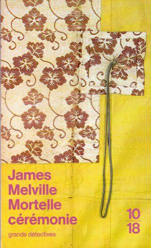 James MELVILLE: Mortelle cérémonie