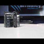 MINI TELEPHONE MOBILE & oreillette bluetooth - [PEARLTV.FR] Le plus petit téléphone du monde ?