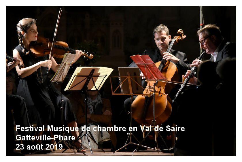 Festival Musique de chambre en Val de saire