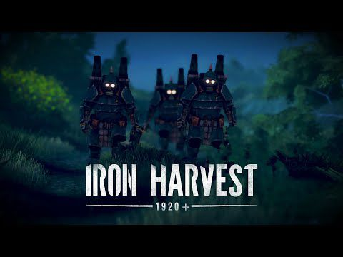 [ACTUALITE] Iron Harvest 1920+ - Une nouvelle faction rejoint le champ de bataille