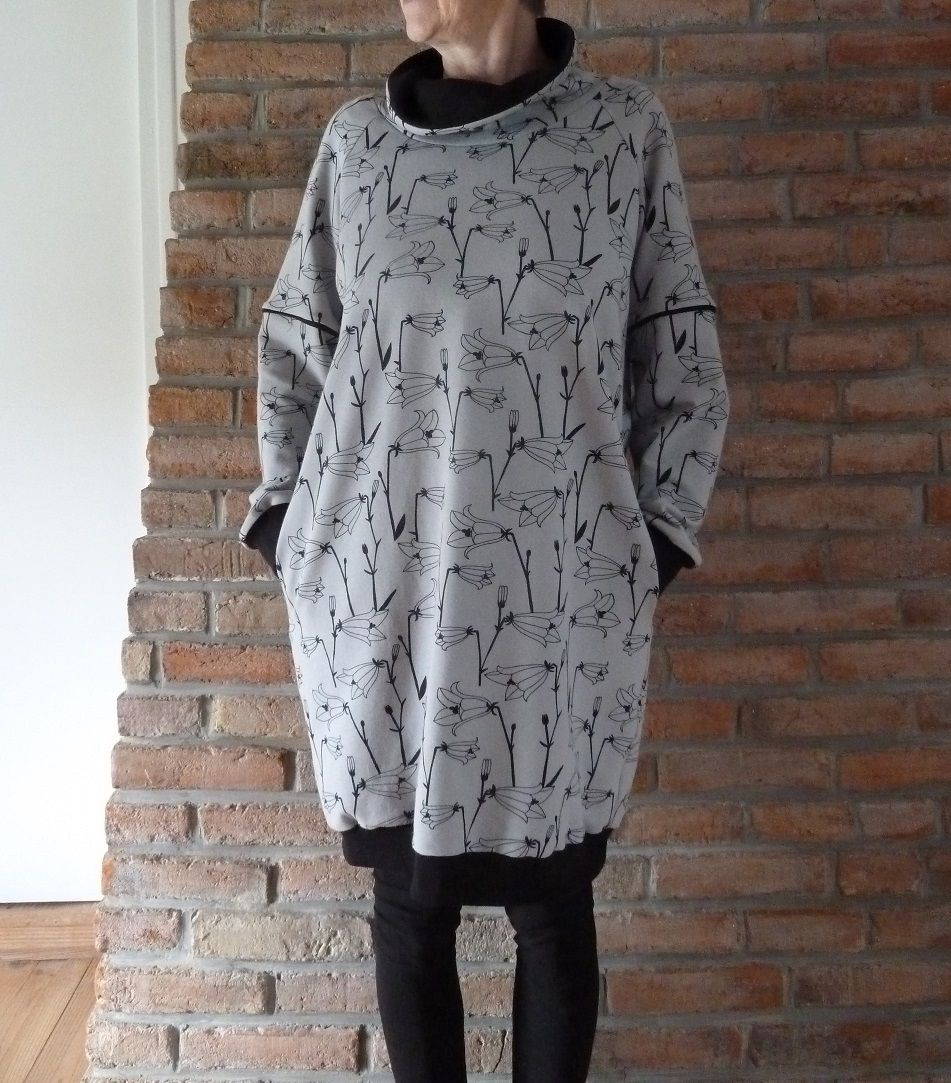 Robe sweat ottobre design