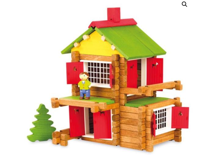 Des jeux d'équilibre et de construction pour nos enfants !