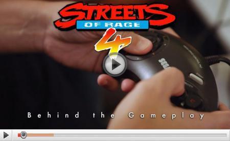 [ACTUALITE] Streets of Rage 4 - Au coeur du développement en vidéo