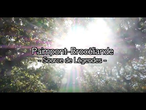 Paimpont-Brocéliande...