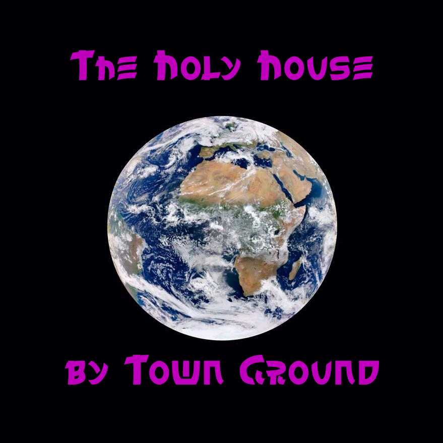 "Nouvelle cover ""The Holy House"""