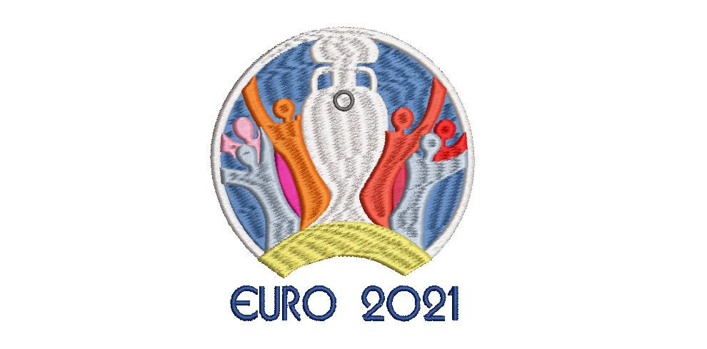 BRODERIE EURO FOOT 2021