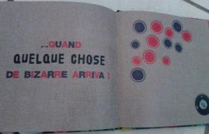 Un livre Tout allait bien, une idée, un sac à album...